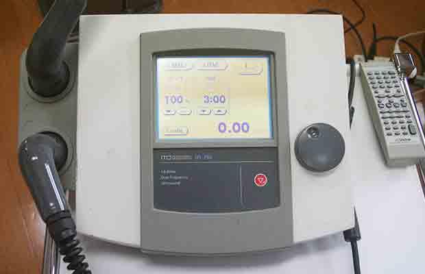 超音波治療器 US-750