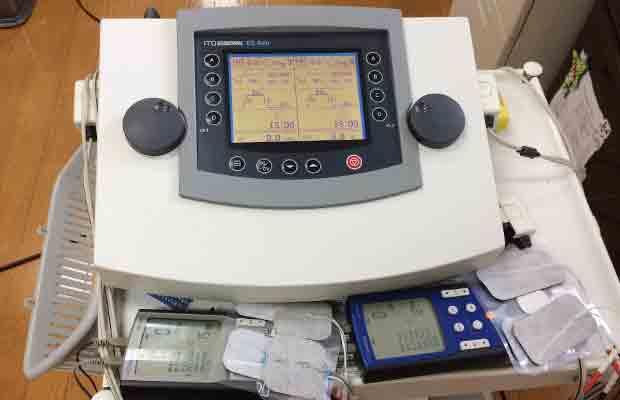 複合型低周波治療